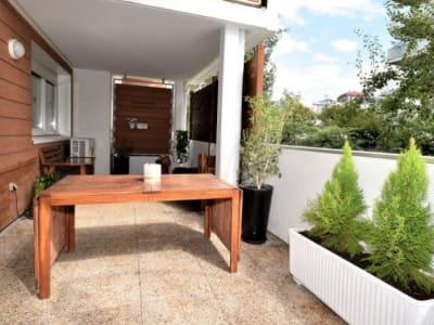 Grenoble - 4 pièce(s) - 82 m2 - Rez de chaussée