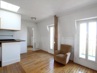 Appartement Paris - 2 pièce(s) - 32.82 m2