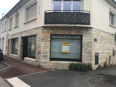 ISBERGUES - LOCAL COMMERCIAL DE 73,59m²