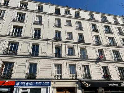 Appartement Paris   2 pièce(s) 52.50 m2