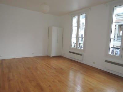 Appartement Paris - 1 pièce(s) - 26.8 m2