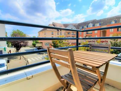 Appartement meublé F2 Centre-ville ECQUEVILLY - COUP DE COEUR