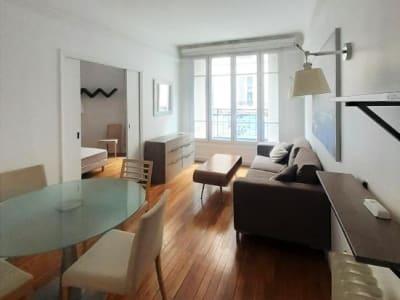 Appartement ancien Paris - 2 pièce(s) - 39.01 m2