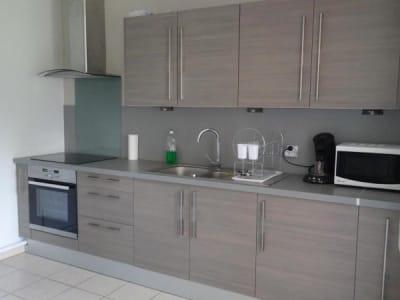 Appartement récent St Martin D Heres - 2 pièce(s) - 45.86 m2