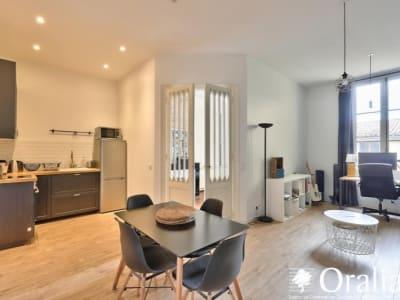 Bordeaux - 2 pièce(s) - 45.31 m2 - 1er étage