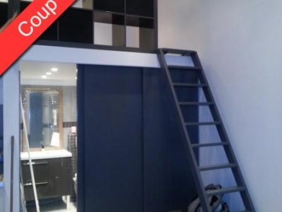 Appartement Aix En Provence - 1 pièce(s) - 20.58 m2