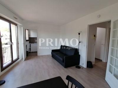 Appartement  1 pièce(s) 29.35 m2