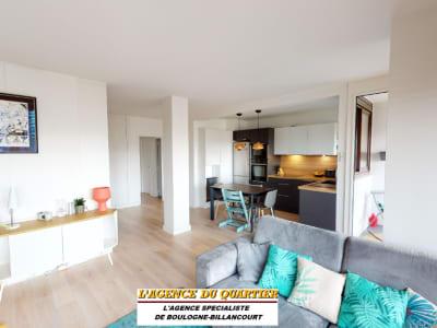 Appartement Boulogne Billancourt 3 pièce(s)