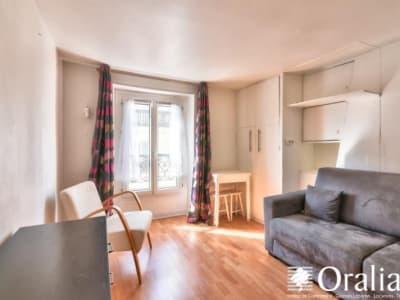 Paris 10 - 1 pièce(s) - 16.24 m2 - 4ème étage
