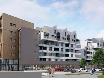 Appartement neuf Dijon - 1 pièce(s) - 21.93 m2