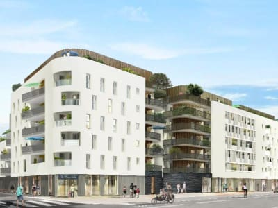 Appartement neuf Dijon - 2 pièce(s) - 43.76 m2