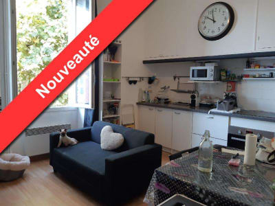 Appartement Marseille - 2 pièce(s) - 33.96 m2