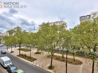 Paris 20ème - 3 pièce(s) - 62 m2