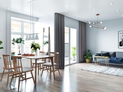 Vente appartement Saint-Laurent-de-Mure