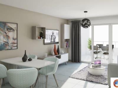 Vente appartement Décines-Charpieu (69150)