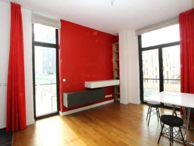 Paris - 2 pièce(s) - 39.2 m2