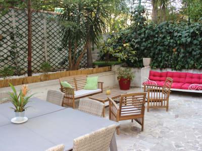 Haut Libération, A vendre 3/4 pièces, rez de jardin, terrasse 90