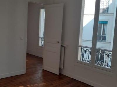 Appartement rénové Paris - 2 pièce(s) - 32.0 m2