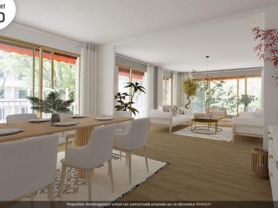 Appartement familial sectorisé full Pasteur 5 pièce(s) 178 m2