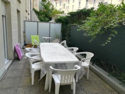 Appartement Grenoble - 3 pièce(s) - 76.86 m2
