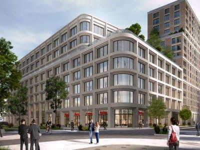 Appartement neuf Lyon - 3 pièce(s) - 60.55 m2