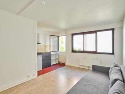 Paris 11 - 1 pièce(s) - 26.25 m2 - 2ème étage
