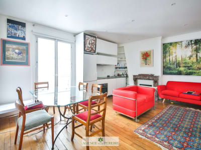 Paris 17ème - 3 pièce(s) - 64.76 m2