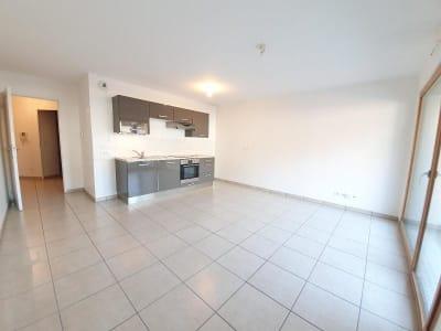Appartement récent Grenoble - 2 pièce(s) - 43.61 m2