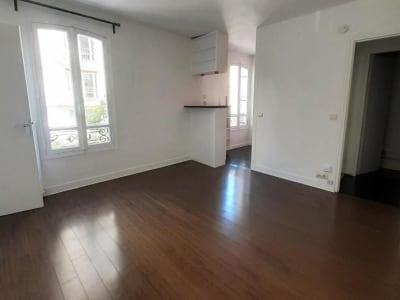 Appartement Paris - 2 pièce(s) - 34.49 m2