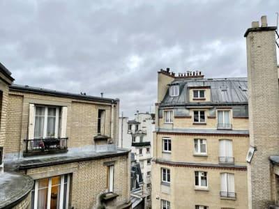 Paris 17ème - 1 pièce(s) - 33.33 m2