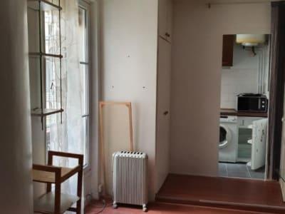 Appartement Paris - 1 pièce(s) - 23.27 m2