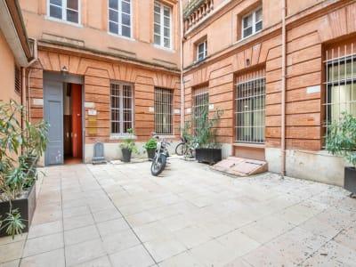 Appartement T4 90 m2 secteur capitole