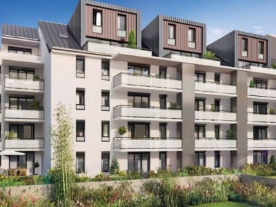 Appartement neuf Grenoble - 2 pièce(s) - 51.0 m2