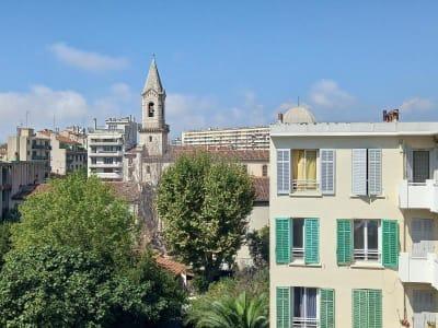 Appartement rénové Marseille - 1 pièce(s) - 25.33 m2