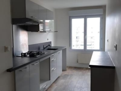 Appartement rénové Villeurbanne - 4 pièce(s) - 86.84 m2