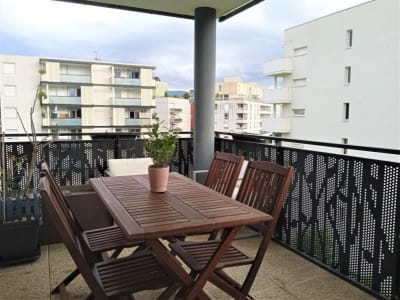 Grenoble - 3 pièce(s) - 63 m2 - 4ème étage