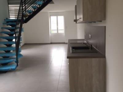 Appartement T4 en duplex CHAVAGNEUX