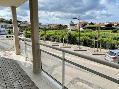 Appartement T3 Wimereux proximité centre ville et plage