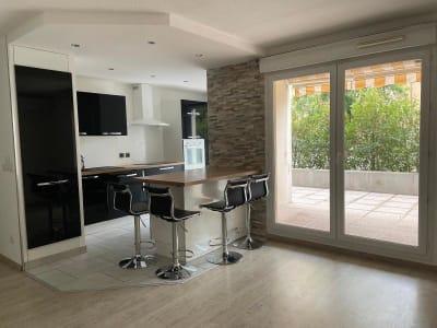 Appartement Saint Pierre De Chandieu - 3 pièce(s) - 58.76 m2