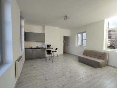 Appartement rénové St Omer - 2 pièce(s) - 37.37 m2