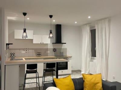 Appartement rénové Grenoble - 2 pièce(s) - 45.2 m2