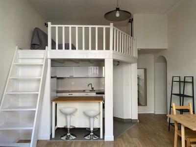 Appartement Grenoble - 2 pièce(s) - 43.17 m2