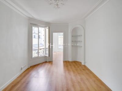 Bel appartement 3 pièces au calme