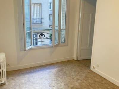Appartement rénové Paris - 2 pièce(s) - 40.3 m2