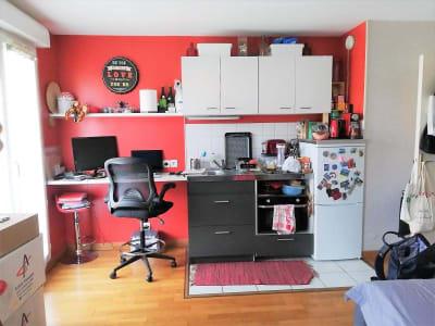 Appartement récent Les Lilas - 1 pièce(s) - 25.9 m2