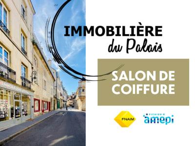 Fonds de commerce SALON COIFFURE DAMES 70 m² à DIJON