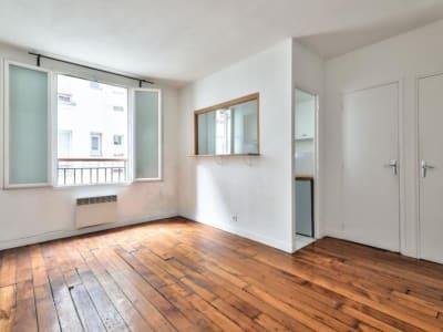 Paris 17 - 2 pièce(s) - 32.5 m2