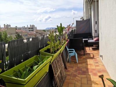 Toulon - 4 pièce(s) - 70 m2 - 4ème étage