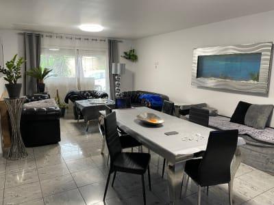 Maison type T4 - 140 m2 - 317 m2 de terrain - secteur Sainte Mar