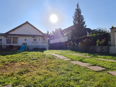 Maison de plain pied + étage de 4 pièces à Osny 75 m2